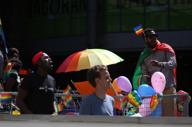 2015 June 27 Brothers @Oslo Pride_7625
