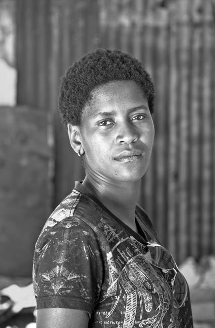 Nondi Vokwana, NY147 Gugulethu, Cape Town, 2011
