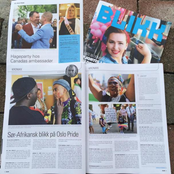 2015 Blikk Latest issue