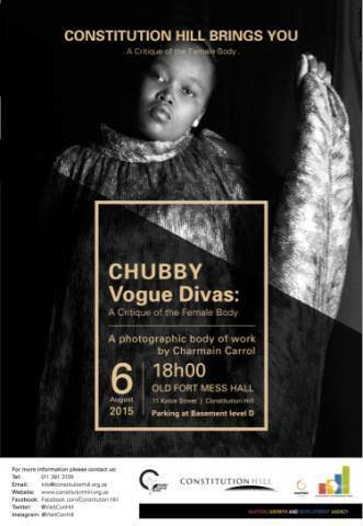 Poster for Chubby Vogue Divas by Charmain Carrol