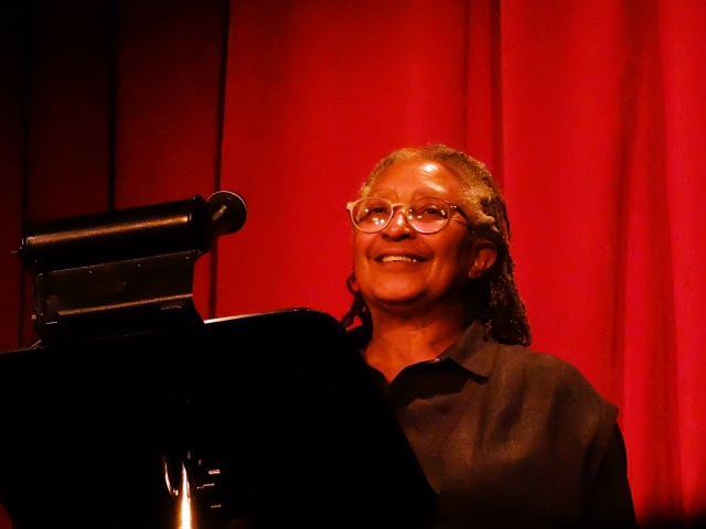 2015 Oct. 1 Prof Marianetta Porter