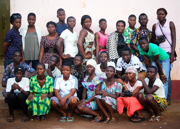 2015 Nov. 11 Dangbo group photo _ Porto Novo_9879