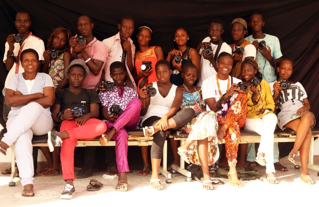 2015 Nov. 8 Main Group photo sm _ PhotoXP BENIN_9426