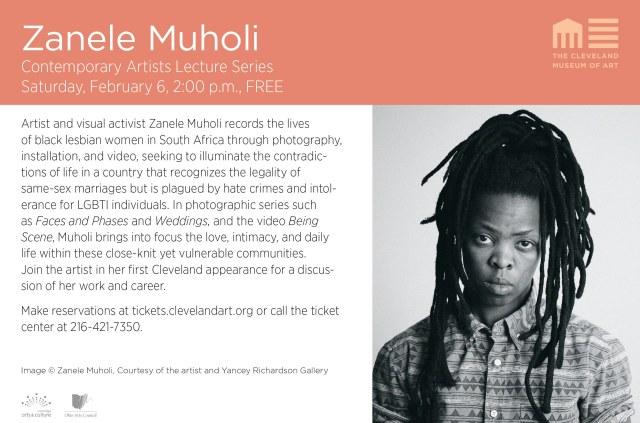 2016 Feb. 6 Zanele-Muholi_poster