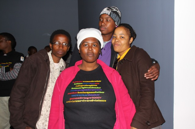 2011 July 8 Lebo Magaela Lesego Masilela May & friend Picture 336