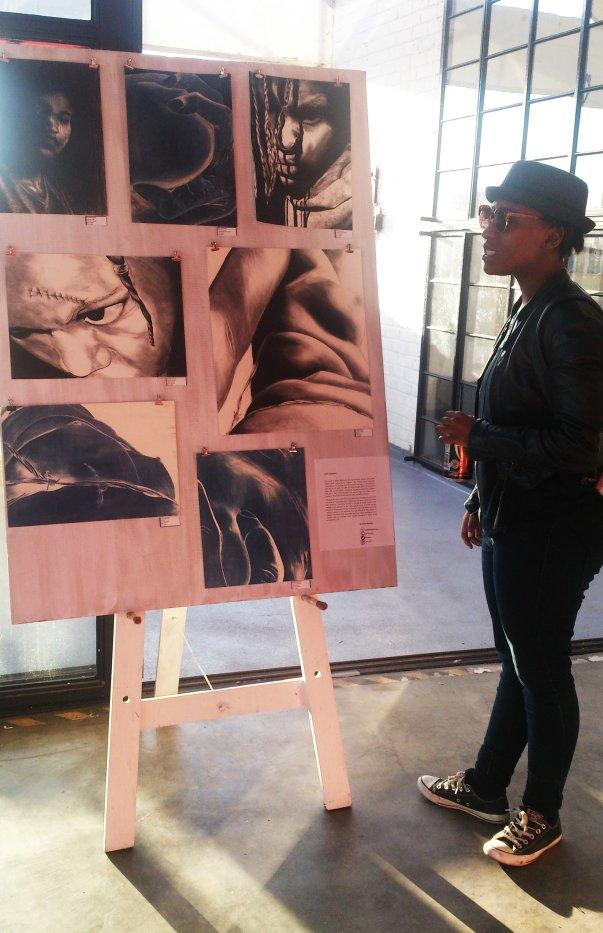 Art works by Rene