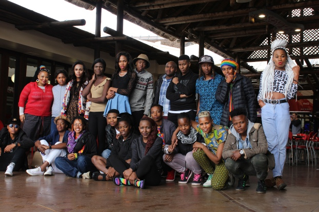 2016 July 23 Faces and Beauties crew _ Durban_9705