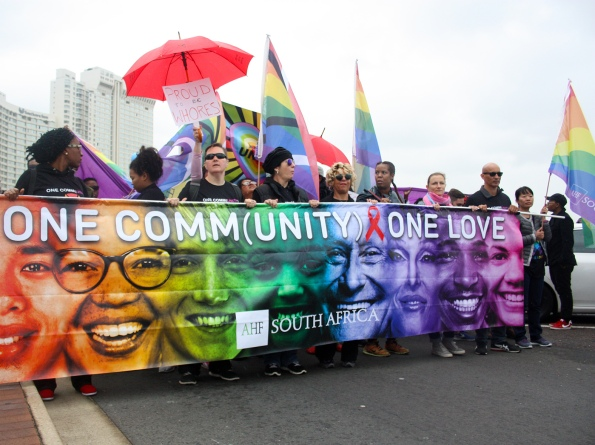 2016 July 23 One Love marchers _ Durban Pride3_3005