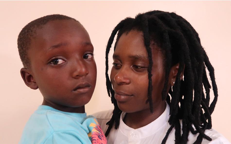 Ebony lesbian sisters