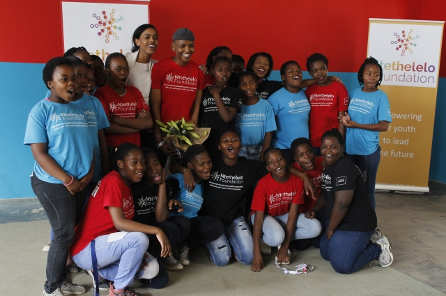 Intethelelo Foundation team