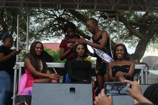 Miss Mzansi Pride 2018