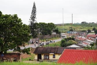 07.03.2019. Day 3. Umlazi overlooking Thamela. By Thobeka
