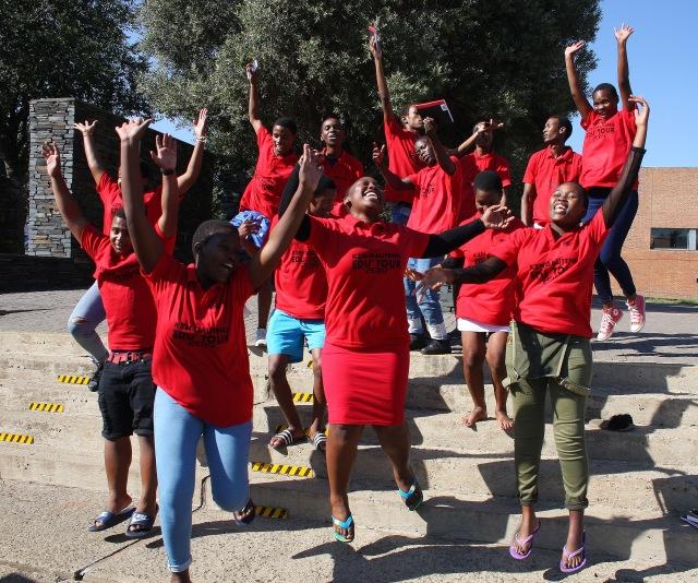 2019 March 16 Umbelebele High School _ KZN - Gauteng - EduTour 9962